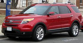 Used Ford Explorer Parts | Recycled OEM Auto Parts on PartsMarket