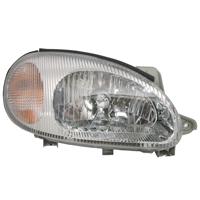 2015 Chrysler 200 Headlights             CHRYSLER2002015Headlight