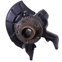Front Spindle FTC3297